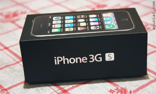 هاتف آيفون 3 جي أس