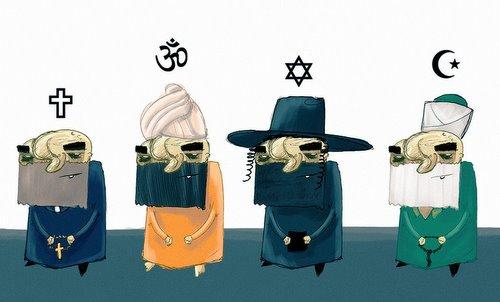 الدين والتديّن وأشياء أخرى